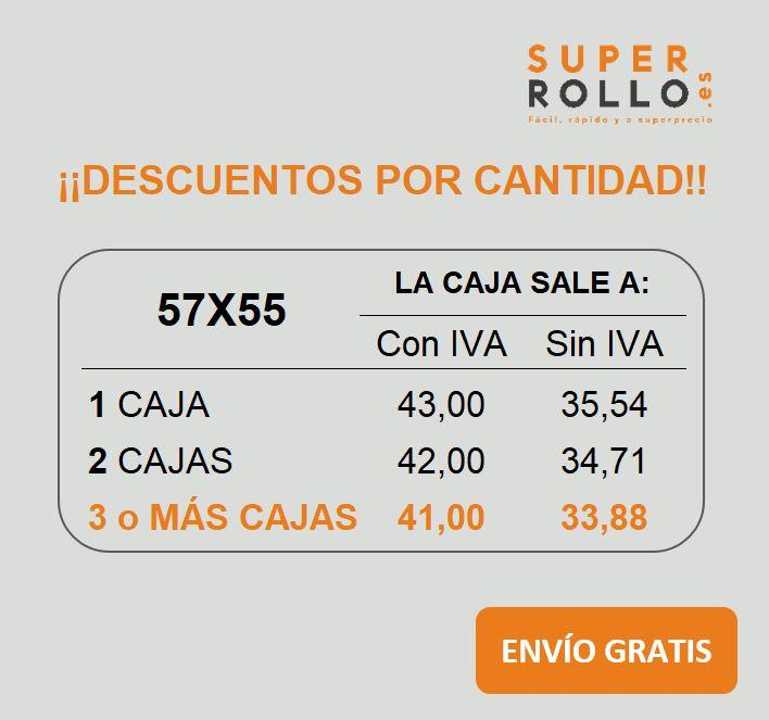 Caja57x55